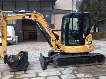 MINIESCAVATORE CAT 305E2 CR